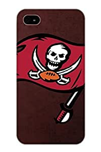 Awesome RhluLy-2529-gFAaH Honeyhoney Defender Tpu Hard Case Cover For Iphone 4/4s- Tampa Bay Buccaneers by runtopwell
