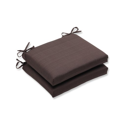 Pillow Perfect Outdoor Forsyth Chocolate