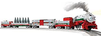 Lionel North Pole Express Train Set - O-Gauge