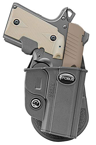 Fobus KMSG Evolution Holster for Kimber Micro, Micro 9, Sig Sauer P238,  P938 .22, P938 9mm, Springfield 911 .380 ACP ()