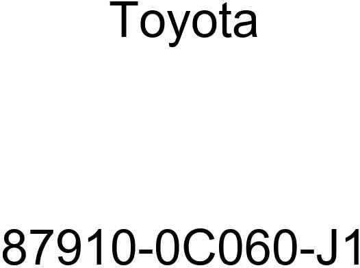 Genuine Toyota 87910-0C060-J1 Rear View Mirror Assembly
