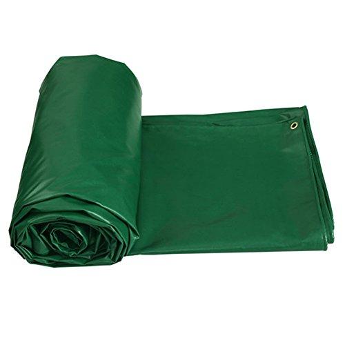 前進怠惰改善JIANFEI オーニング 防水 耐寒性耐湿性耐摩耗性に優れたPVC、サイズ6カスタマイズ可能 (色 : Green, サイズ さいず : 5.8mx4.8m)