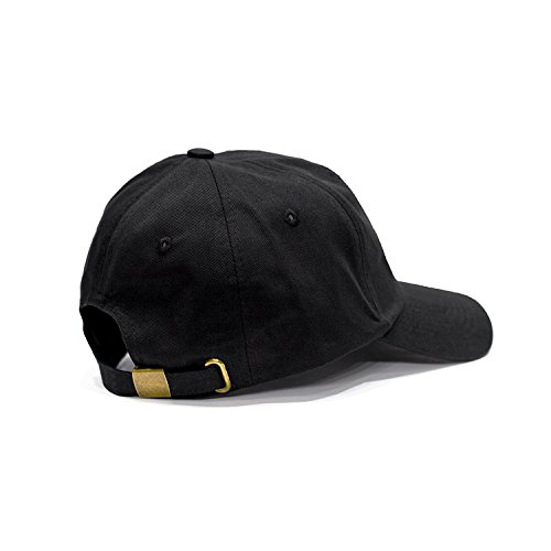 Chance The Rapper Dad Hat Baseball Cap By NOVO LOS ANGELES (Black ... 8520ced8332d