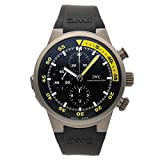 IWC Aquatimer Mechanical (Automatic) Black Dial Mens Watch IW3723-04 (Certified Pre-Owned)