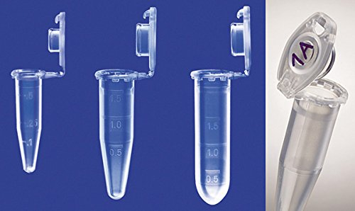 EPPENDORF 033290 Microtube Eppendorf 1.5 ml Safe-Lock 3815 natural colour