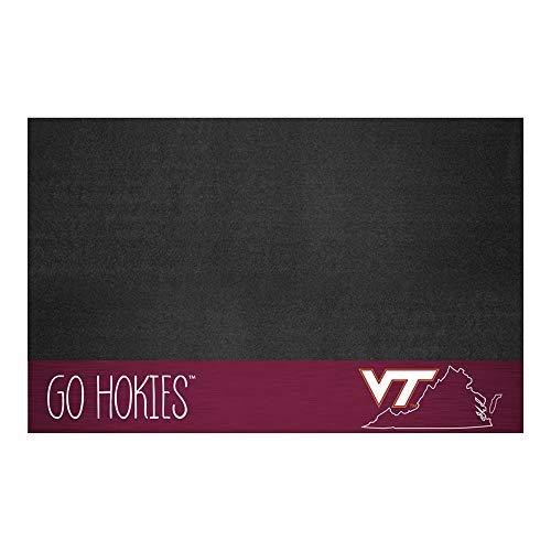 NCAA Virginia Tech Hokies Grill Mat Tailgate Accessory