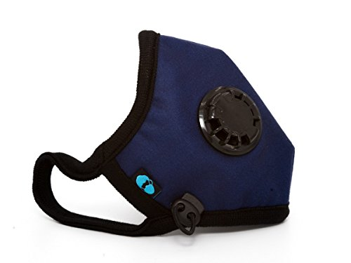 Cambridge Mask Company BASIC N95 Washable Anti Pollution Respirator with Adjustable Straps by Cambridge Mask Company