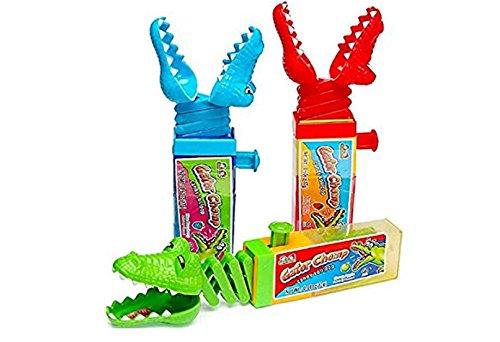 Gator Candy Lollipop Set]()
