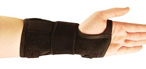 SPECIAL PACK OF 3-Deluxe Wrist Stabilizer Left Large/X-Large by Marble Medical