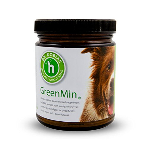 GREENMIN for Dogs – All Natural Mineral Supplement, up to 5 Months Supply For Sale