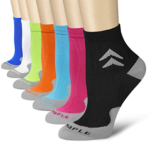 8c0ac2bcd1e CHARMKING Compression Socks for Women   Men 15-20 mmHg is Best Graduated  Athletic   Medical