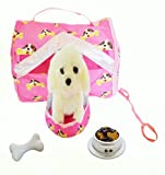 My Brittany's Pekingese Puppy Dog Carrier Pet Set For 18 Inch American Girl Dolls