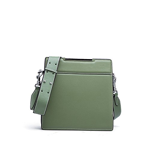 Square Small Fashion Green Bag Casual Travel Women's Shoulder Cross Bags Bags Body Messenger w1qWxA0
