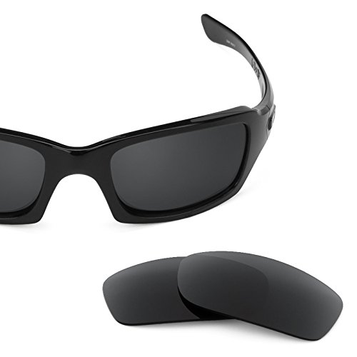 Revant Polarized Replacement Lenses for Oakley Fives Squared Stealth Black by Revant