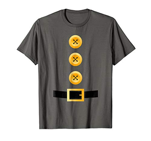 Funny Halloween Sleepy Dwarf Costume T-shirt (Snow White And The Seven Dwarf Elves)