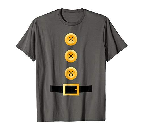 Funny Halloween Sleepy Dwarf Costume T-shirt ()