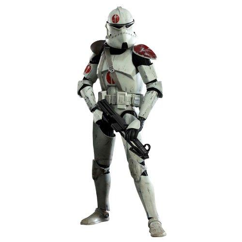 (Star Wars - 1/6 Scale Fully Poseable Figure [Militaries Of Star Wars] Commander Neyo)