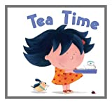 img - for Tea Time (Board Buddies) by Karen Rostoker-Gruber (2010-09-01) book / textbook / text book