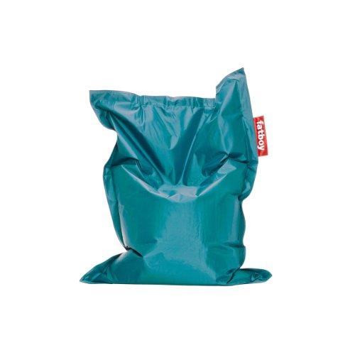 Fatboy Junior Turquoise Cult beanbag for your baby, younger brother of the cushion.