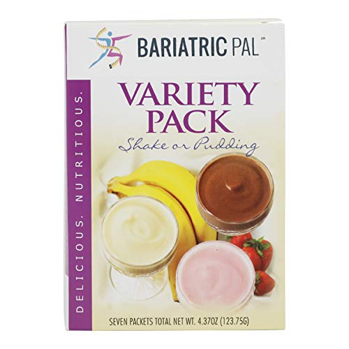 Bariatricpal Protein Shake or Pudding - Variety Pack