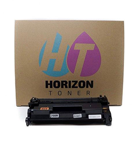 HORIZON TONER Compatible Toner Cartridge Replacement for HP 26A by HORIZON TONER
