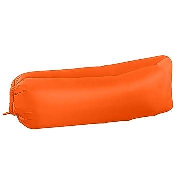 Sofá hinchable con bolsa de aire para la playa, sofá hinchable ...