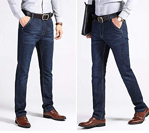 colore sottili mano lavato a per forma moderni jeans uomo lavato a aderenti da Jeans e casual tè di x7n1pq
