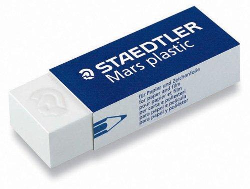 Staedtler Mars Plastic Expositor de 40Gomas 52650CA40
