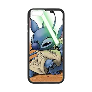 Disneys Lilo And Stitch iPhone 6 4.7 Inch Cell Phone Case Black DIY Ornaments xxy002-3682197