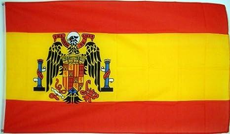 3 x5 bandera española de España, 1945 – 1977 Falange Franco ...