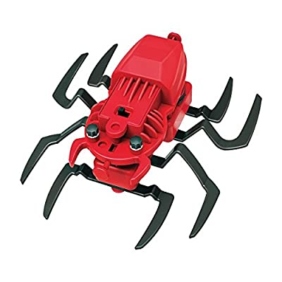 4M Kidzrobotix Spider Robot: Toys & Games