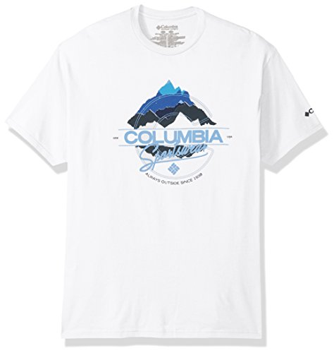 Columbia Apparel Men's Summit T-Shirt
