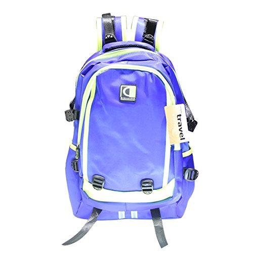 Giordano 19 Litre Blue Laptop Backpack    GD6345BL