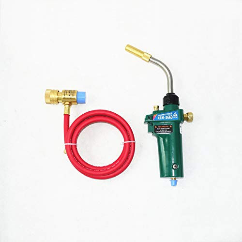 Find Cheap Professional MAPP Gas Torch Brazing Torch of MAPP/Propane Gas 1.5m Hose for Brazing Solde...
