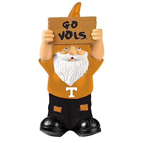 (Elite Fan Shop Tennessee Volunteers Garden Gnome - Orange)