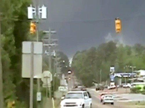 Witness  Tornado Swarm 2011