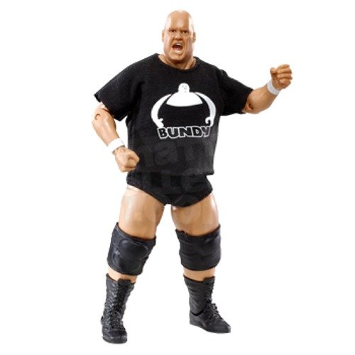 amazoncom king kong bundy wwe legends exclusive toy wrestling action figure toys games