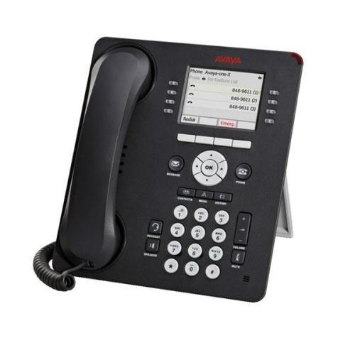 (Avaya 9611G IP Phone)
