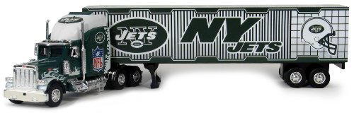 2005 NFL Tractor Trailer Diecast - New York Jets ()