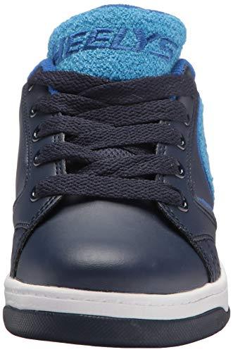 Pictures of Heelys Boys' Propel Terry Tennis Shoe Navy/ HE100034H 6