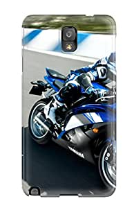 7917932K92256753 Hot Snap-on 2009 Yamaha Yzf R6 Hard Cover Case/ Protective Case For Galaxy Note 3