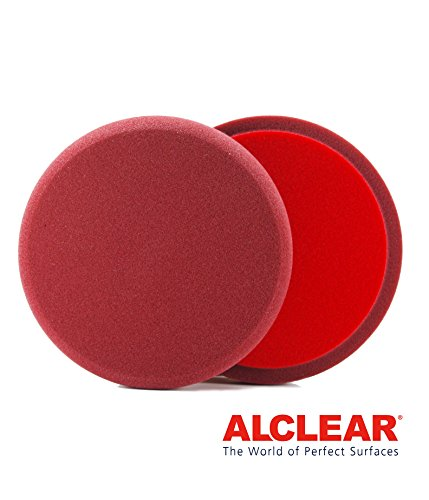 ALCLEAR 5516030 US Cutting Pad, Durchmesser : 160 x 30 mm, brombeere ,2er Set