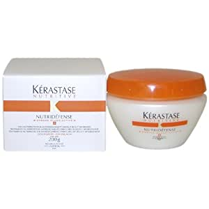 how to use kerastase hair mask