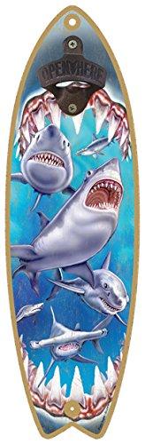 SJT ENTERPRISES, INC. Shark Attack Bottle Opener 5