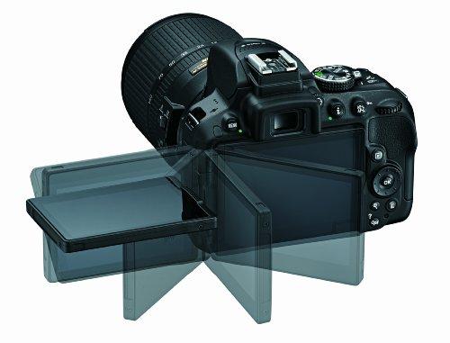 Nikon D5300 24.2 MP CMOS Digital SLR Camera with 18-140mm f/3.5-5.6G ED VR AF-S DX NIKKOR Zoom Lens (Black) 6