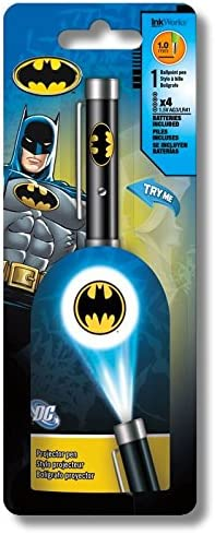 Batman - Lápiz proyector: Amazon.es: Oficina y papelería