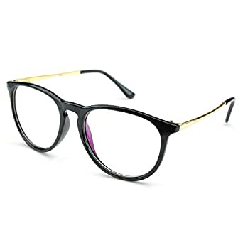Amazon.com: PenSee Womens Fashion Oversized Clear Lens