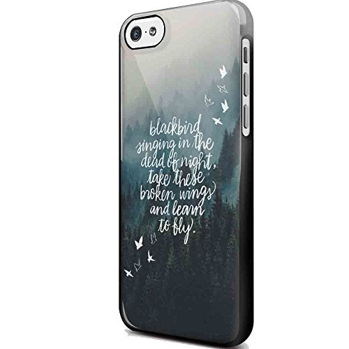 The Beatles Quote for Iphone and Samsung Galaxy Case (Samsung Galaxy S6 black) (Canada Customs Duties And Taxes On Imports)