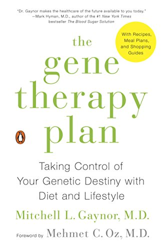 Amazon the gene therapy plan taking control of your genetic the gene therapy plan taking control of your genetic destiny with diet and lifestyle by fandeluxe Choice Image