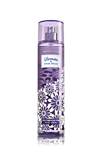 Bath and Body Works Lavender and Spring Apricot Fine Fragrance Mist